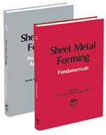 SHEET METAL FORMING 2 VOL SET