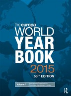 THE EUROPA WORLD YEAR BOOK 2015, 56TH EDITION