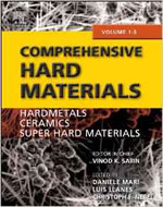 COMPREHENSIVE HARD MATERIALS, 3 VOL SET