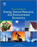 ENCYCLOPEDIA OF ENERGY NATURAL RESOURCE AND ENVIIRONMENTAL ECONOMICS 1/ED 3 VOL.SET