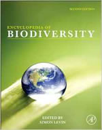 ENCYCLOPEDIA OF BIODIVERSITY, 2/ED 7 VOL. SET