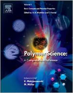POLYMER SCIENCE: A COMPREHENSIVE REFERENCE (10 VOL SET)