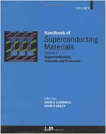 HANDBOOK OF SUPERCONDUCTING MATERIALS, 2 VOL SET
