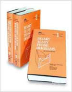 BINARY ALLOY PHASE DIAGRAMS 2/ED 3 VOL SET