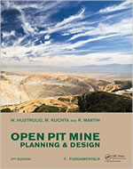 OPEN PIT MINE PLANNING AND DESING 2 VOL SET, 3/ED