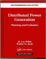 DISTRIBUTED POWER GENERATION PLANNING & EVALUATION  (SPECIAL INDIAN PRICE)