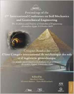 PROCEEDINGS OF THE 17TH INTERNATIONAL CONFERENCE ON SOIL MECHANICS AND GEOTECHNICAL ENGINEERING: THE ACADEMIA AND PRACTICE OF GEOTECHNICAL ENGINEERING