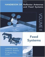 HANDBOOK OF REFLECTOR ANTENNAS AND FEED SYSTEMS VOL 2: FEED SYSTEMS