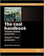 THE COAL HANDBOOK: TOWARDS CLEANER PRODUCTIONS (2 VOL SET)